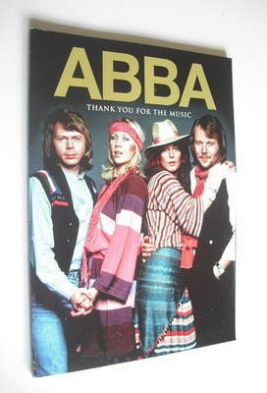 Abba magazine - Thank You For The Music (2010)