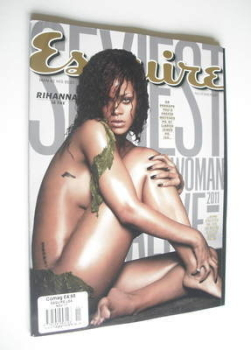 Esquire magazine - Rihanna cover (November 2011 - US Edition)