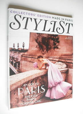 <!--0084-->Stylist magazine - Issue 84 (29 June 2011 - An Ode To Paris cove