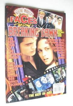 Faces magazine - Breaking Dawn cover (Autumn/Winter 2011)