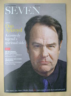 Seven magazine - Dan Aykroyd cover (26 February 2012)