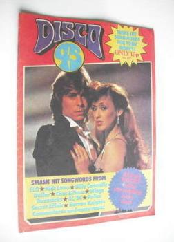 Disco 45 magazine - No 107 - September 1979 - David Van Day and Theresa Bazar cover