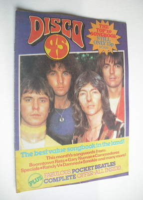 <!--1979-11-->Disco 45 magazine - No 109 - November 1979