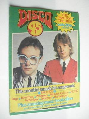 <!--1980-02-->Disco 45 magazine - No 112 - February 1980