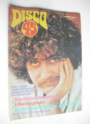 <!--1978-12-->Disco 45 magazine - No 98 - December 1978