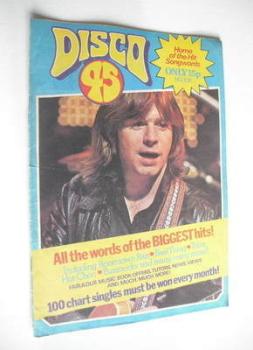 Disco 45 magazine - No 106 - August 1979