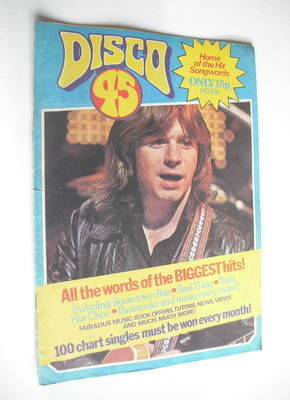 <!--1979-08-->Disco 45 magazine - No 106 - August 1979