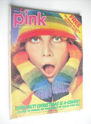 Pink magazine - 14 December 1974