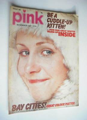 Pink magazine - 16 November 1974