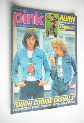 Pink magazine - 9 November 1974