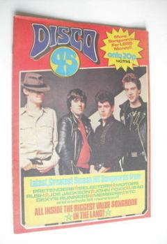 Disco 45 magazine - No 114 - April 1980