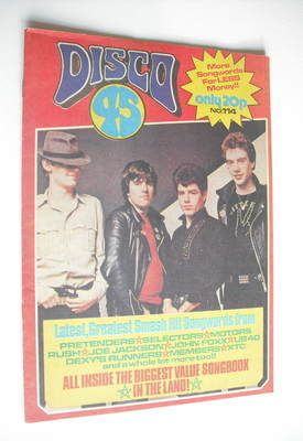 <!--1980-04-->Disco 45 magazine - No 114 - April 1980