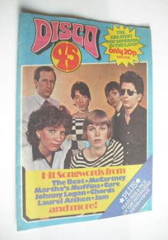 Disco 45 magazine - No 115 - May 1980