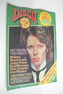 <!--1980-06-->Disco 45 magazine - No 116 - June 1980