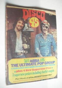 Disco 45 magazine - No 90 - April 1978