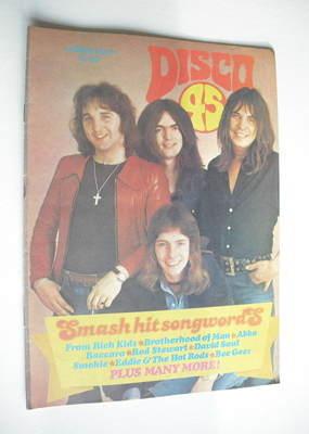 <!--1978-02-->Disco 45 magazine - No 88 - February 1978