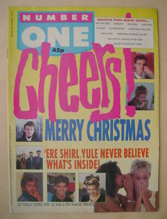 NUMBER ONE Magazine - 19/26 December 1987