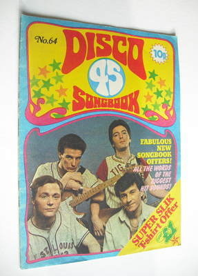 <!--1976-02-->Disco 45 magazine - No 64 - February 1976
