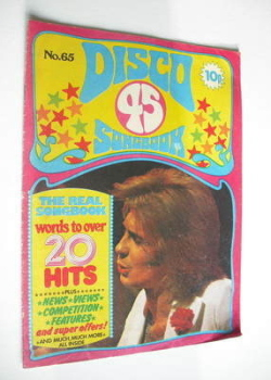 Disco 45 magazine - No 65 - March 1976