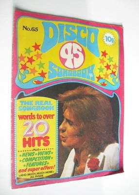 <!--1976-03-->Disco 45 magazine - No 65 - March 1976