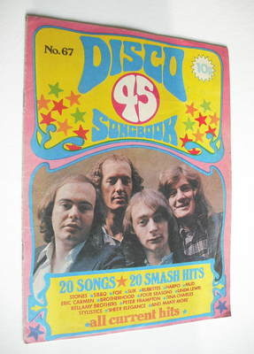 <!--1976-05-->Disco 45 magazine - No 67 - May 1976