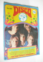 <!--1976-06-->Disco 45 magazine - No 68 - June 1976