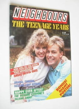 Neighbours magazine - The Teenage Years