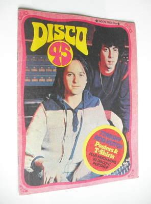 <!--1977-01-->Disco 45 magazine - No 75 - January 1977