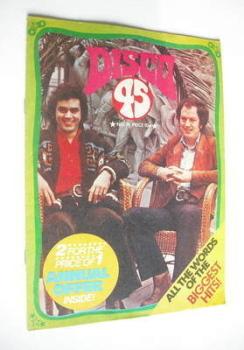 Disco 45 magazine - No 76 - February 1977
