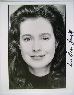 Sean Young autograph