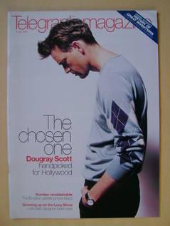 <!--2000-07-08-->Telegraph magazine - Dougray Scott cover (8 July 2000)
