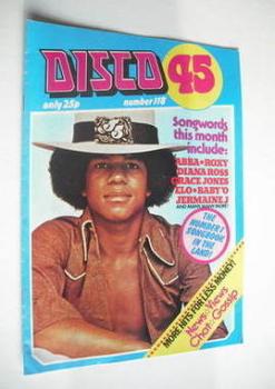 Disco 45 magazine - No 118 - August 1980