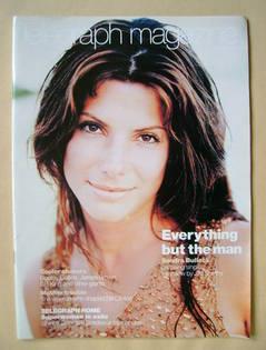 <!--1998-10-31-->Telegraph magazine - Sandra Bullock cover (31 October 1998