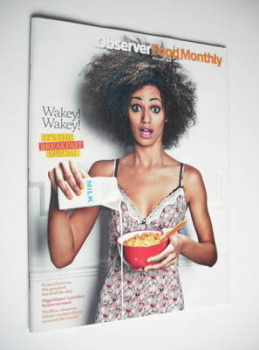The Observer Food Monthly magazine - Breakfast Special (February 2012)