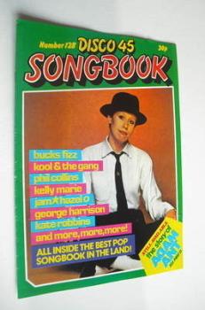 Disco 45 magazine - No 128 - June 1981 - Hazel O'Connor cover