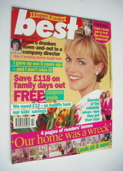 Best magazine - 9 April 1996