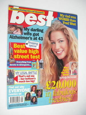 <!--1996-03-05-->Best magazine - 5 March 1996