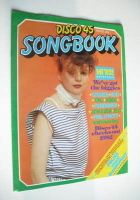 <!--1982-01-->Disco 45 magazine - No 135 - January 1982 - Clare Grogan cover