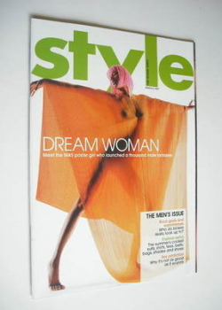 Style magazine - Dream Woman cover (4 March 2007)