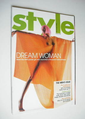 <!--2007-03-04-->Style magazine - Dream Woman cover (4 March 2007)