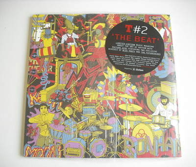 T#2 The Beat magazine (plus picture disc)