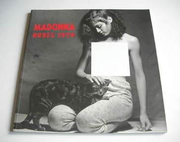 Madonna Nudes 1979 Photobook