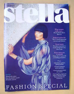 <!--2012-03-11-->Stella magazine - Fashion Special Issue (11 March 2012)