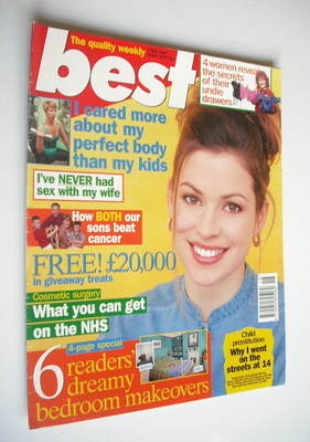 <!--1996-05-07-->Best magazine - 7 May 1996