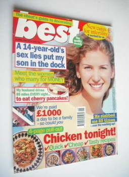 Best magazine - 16 April 1996