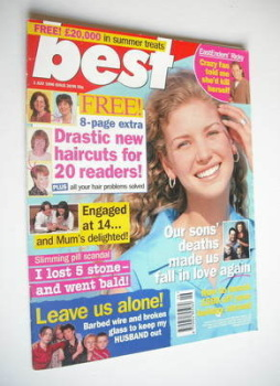 Best magazine - 2 July 1996