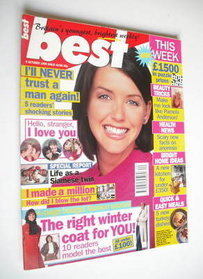 <!--1996-10-08-->Best magazine - 8 October 1996