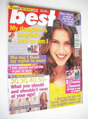 <!--1996-07-23-->Best magazine - 23 July 1996