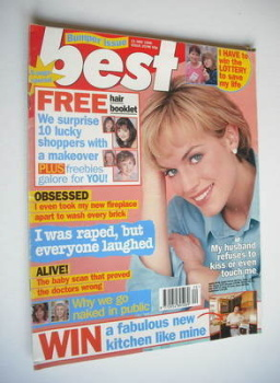 Best magazine - 21 May 1996