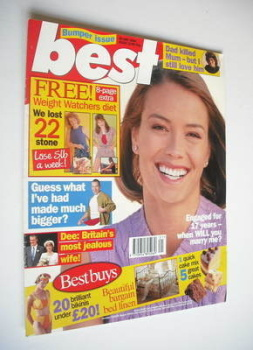 Best magazine - 28 May 1996